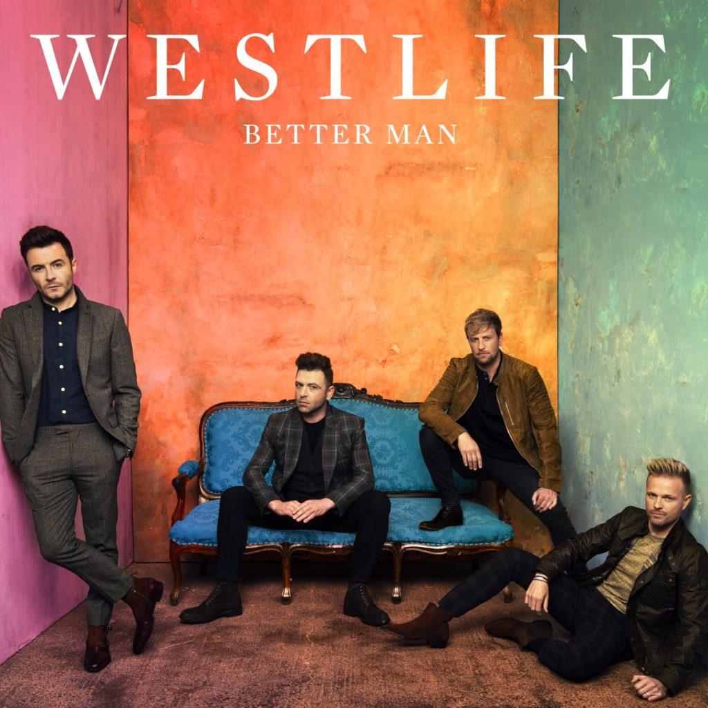 Westlife - Better Man